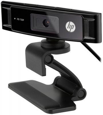 Веб-камера HP HD 3300 (A5F63AA) - общий вид