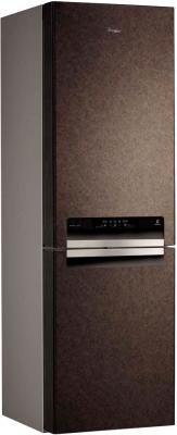 Холодильник с морозильником Whirlpool WBC 36992 NFCCB - общий вид