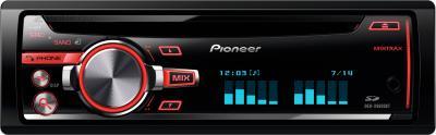 Автомагнитола Pioneer DEH-X8600BT - общий вид