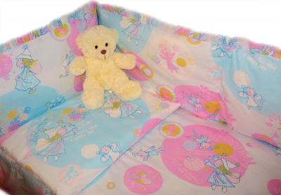 Комплект в кроватку Ночка Маленькая фея 7 - общий вид