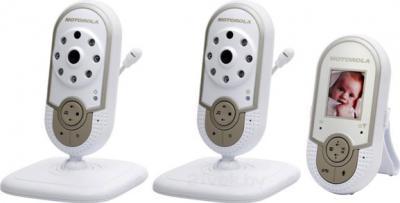 Видеоняня Motorola MBP28/2 (White) - общий вид