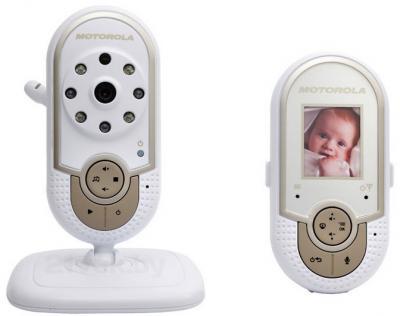 Видеоняня Motorola MBP28 (White) - общий вид