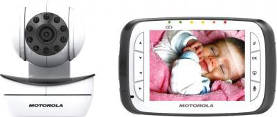 Видеоняня Motorola MBP43 (White) - общий вид