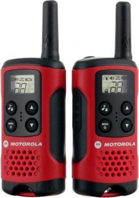 Рация Motorola TLKR-T40 - общий вид