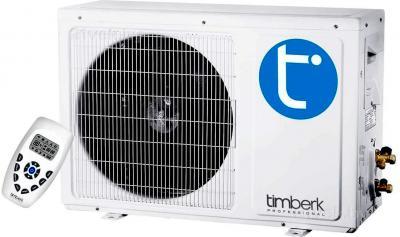 Сплит-система Timberk AC TIM 09HDN S5 - внешний блок и пульт