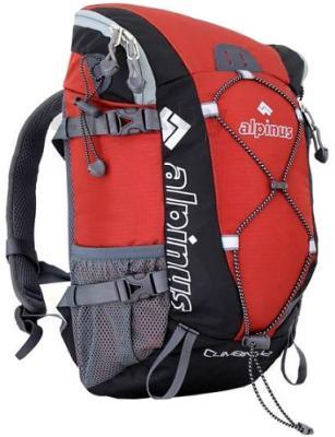Рюкзак туристический Alpinus Climbing-12 (Red) - общий вид