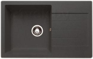 Мойка кухонная Granicom G018-04 (серый) - реальный цвет модели может немного отличаться от цвета, представленного на фото