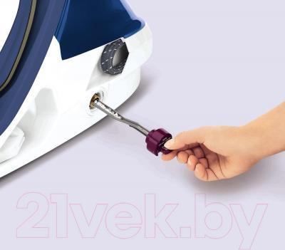 Утюг с парогенератором Tefal GV8930E0 - очистка от накипи