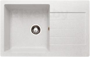 Мойка кухонная Granicom G018-08 (жасмин) - реальный цвет модели может немного отличаться от цвета, представленного на фото