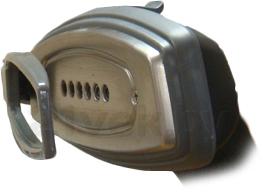 Отпариватель Grand Master GM-Q5 Multi R (синий) - зажим для брюк