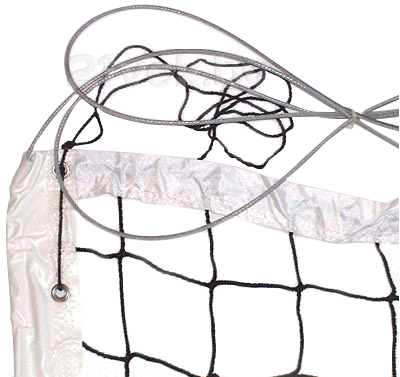 Сетка волейбольная NoBrand 339-08011 - край сетки