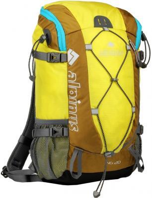 Рюкзак туристический Alpinus Climbing-20 (Yellow) - общий вид
