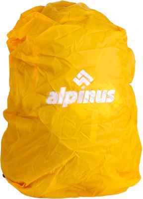 Рюкзак туристический Alpinus Climbing-20 (Yellow) - накидка от дождя