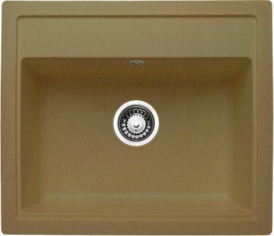 Мойка кухонная Granicom G019-03 (бренди) - реальный цвет модели может немного отличаться от цвета, представленного на фото