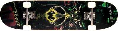 Скейтборд Arctix Empire CR3108SC (Black-Yellow) - общий вид