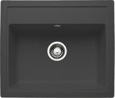 Мойка кухонная Granicom G019-04 (серый) - реальный цвет модели может немного отличаться от цвета, представленного на фото