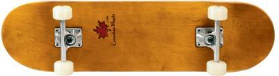Скейтборд Arctix CR3108FM (желтый) - общий вид