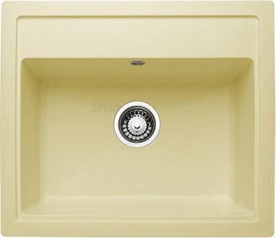 Мойка кухонная Granicom G019-06 (шампань) - реальный цвет модели может немного отличаться от цвета, представленного на фото