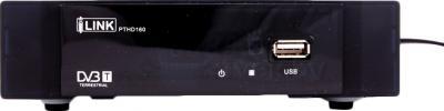 Тюнер цифрового телевидения iLink PTHD160 - общий вид