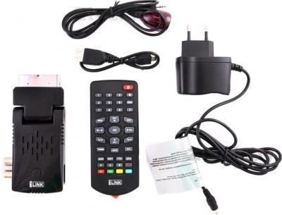 Тюнер цифрового телевидения iLink PTSticker - весь комплект