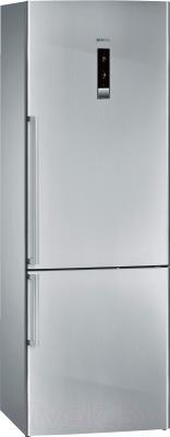 Холодильник с морозильником Siemens KG49NAI22R - общий вид
