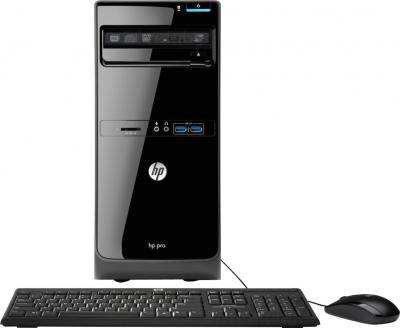 Системный блок HP 3500MT (D5R79EA) - общий вид