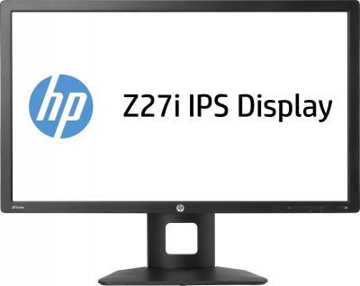 Монитор HP Z27i - фронтальный вид