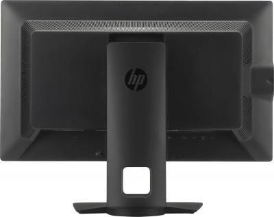 Монитор HP Z27i - вид сзади