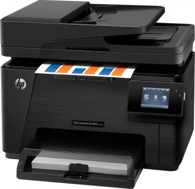 МФУ HP Color LaserJet Pro MFP M177fw (CZ165A) - общий вид