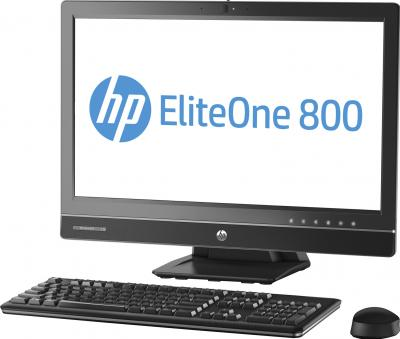 Моноблок HP EliteOne 800 G1 All-in-One (E5B28ES) - общий вид