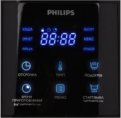 Мультиварка Philips HD3060/03 - панель управления