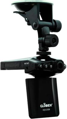 Автомобильный видеорегистратор Globex HQS-205B - общий вид