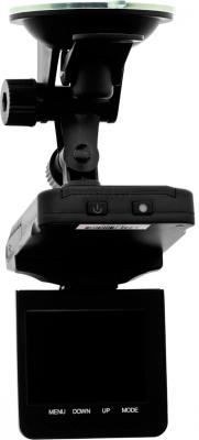 Автомобильный видеорегистратор Globex HQS-205B - вид сзади