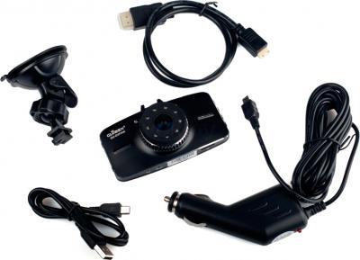 Автомобильный видеорегистратор Globex GU-DVF008 - комплектация
