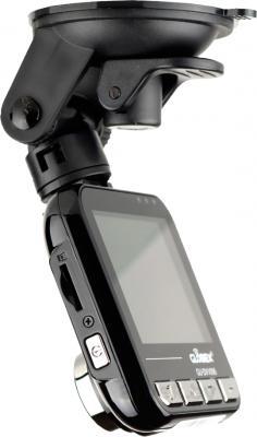 Автомобильный видеорегистратор Globex GU-DVV006 - вид сбоку