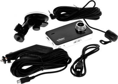 Автомобильный видеорегистратор Globex GU-DVH010 - комплектация