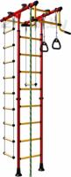 Детский спортивный комплекс Romana Комета-1 ДСКМ-2-8.06.Т.490.01-08 (красный/желтый) -