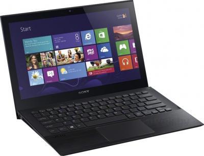 Ноутбук Sony Vaio SVP1322V9RB - общий вид