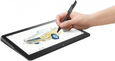 Ноутбук Sony Vaio SVF11N1S2RS - планшетный вид