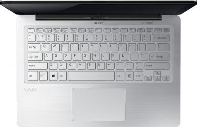 Ноутбук Sony Vaio SVF11N1S2RS - вид сверху