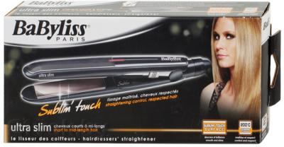Выпрямитель для волос BaByliss ST225E - упаковка
