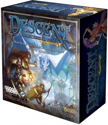 Настольная игра Мир Хобби Descent. Странствия во Тьме (вторая редакция) - коробка