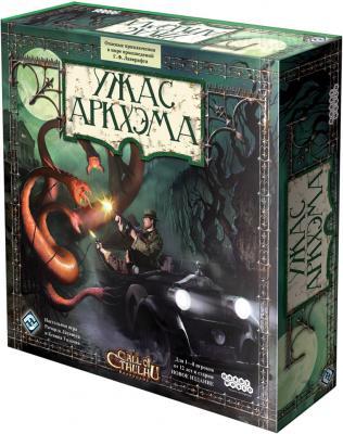 Настольная игра Мир Хобби Ужас Аркхэма 1012 (новая версия) - коробка