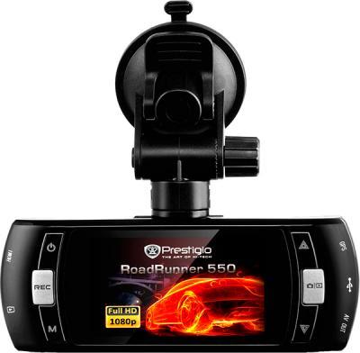 Автомобильный видеорегистратор Prestigio RoadRunner 550 (PCDVRR550) - дисплей