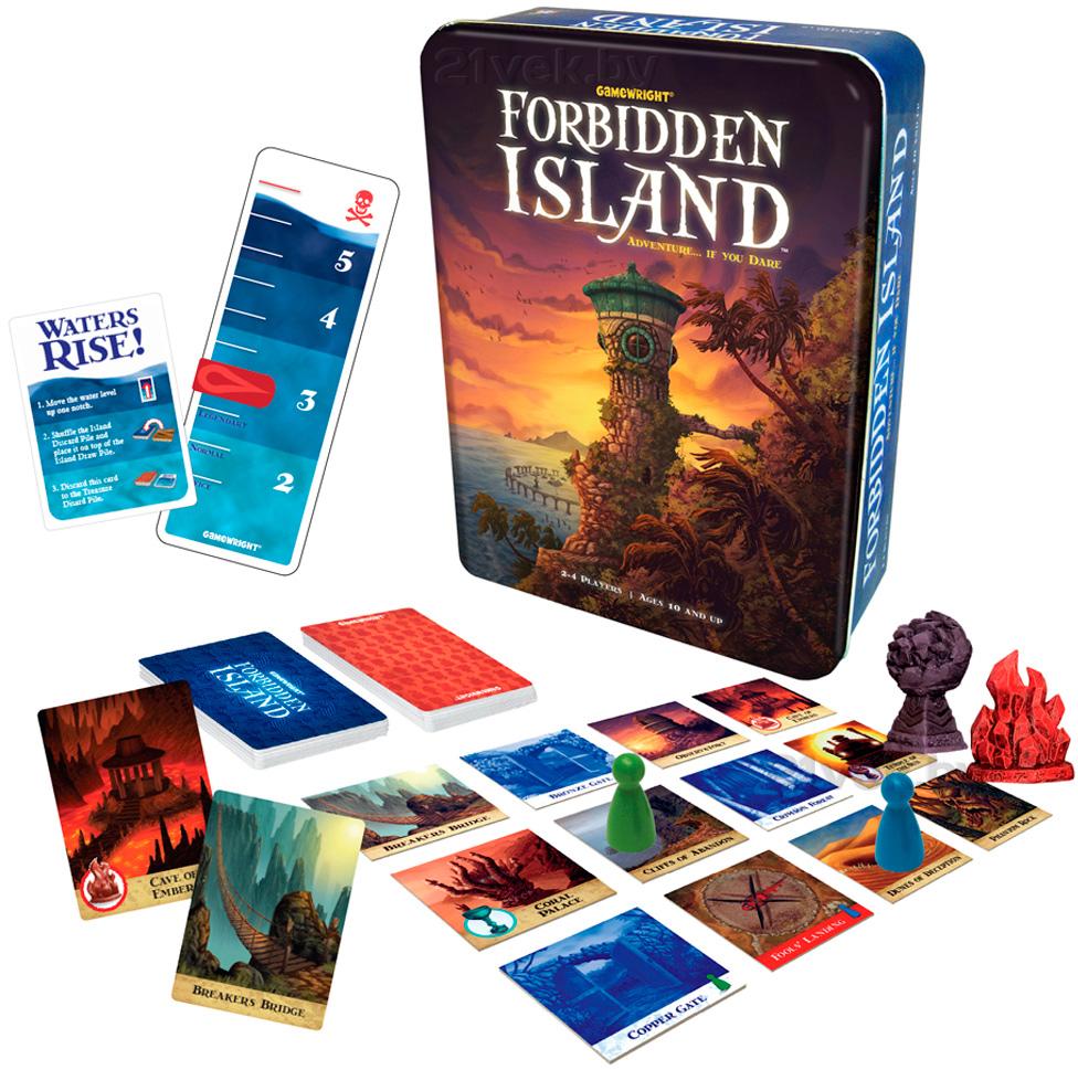 Запретный остров / Forbidden Island 21vek.by 268000.000