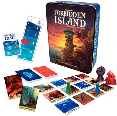 Настольная игра Стиль Жизни Запретный остров / Forbidden Island - комплект игры