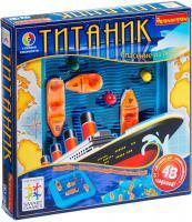 Настольная игра Bondibon SmartGames Титаник -