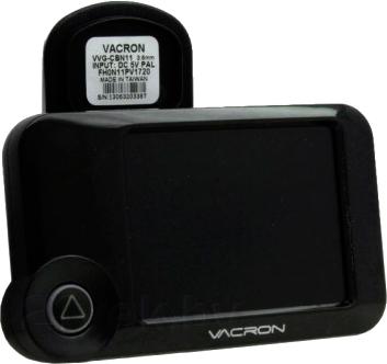 Автомобильный видеорегистратор Vacron VVG-CBN11 - дисплей