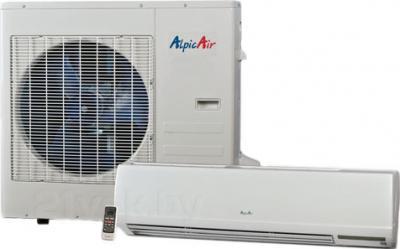 Сплит-система AlpicAir AWI/AWO-100HPS3 - весь комплект