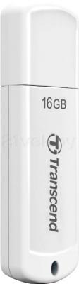 Usb flash накопитель Transcend JetFlash 370 16 Gb (TS16GJF370) - общий вид